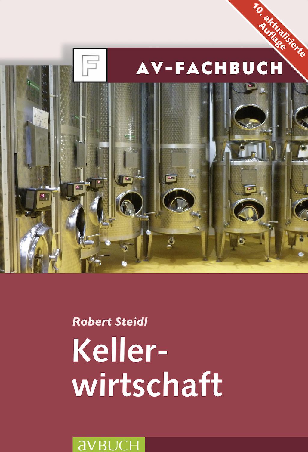 Kellerwirtschaft 10. Auflage ©CADMOS.de