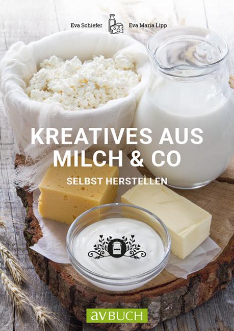 Kreatives aus Milch & Co. selbst hergestellt ©CADMOS.de