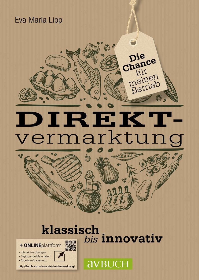 Cover Fachbuch Direktvermarktung – klassisch bis innovativ
